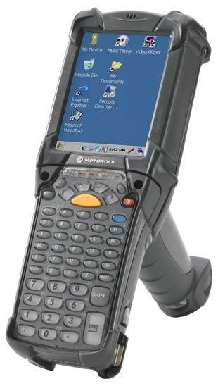 Capturador De Datos Zebra Motorola Mc9290 Omnitec