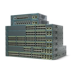 Switch CISCO Catalyst WS-C2960X-24PS-L