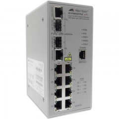 Switch Industrial ALLIED TELESIS AT-IFS802SP/POE (W)