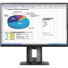 Monitor HP Z24n G2 Narrow Bezel 24""