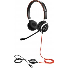 Auricular JABRA Evolve 40 Duo MS