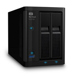 NAS WESTERN DIGITAL MY CLOUD EX2100