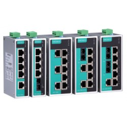 Switch Industrial MOXA 208A-MM-ST
