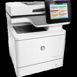 Impresora HP LaserJet Enterprise MFP M577dn [Láser Color]