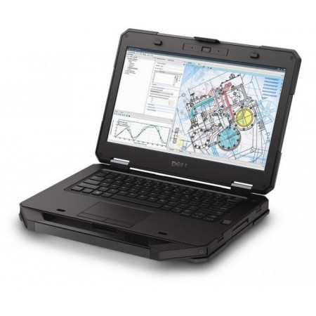 Notebook DELL Latitude 14 Rugged Extreme 5414