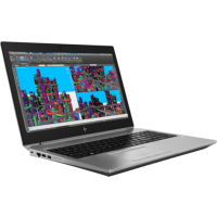 WorkStation Portátil HP ZBook 15 G5 / i7-8750H - P600 - 16GB
