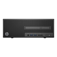 Desktop HP 280 G2 SFF / i5-6500 - FreeDOS