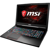 Notebook MSI GP73 Leopard / i7-8750H