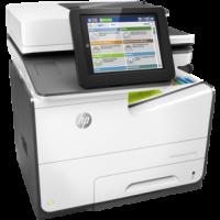 Impresora HP PageWide Enterprise Color MFP 586dn