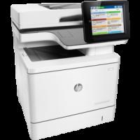 Impresora HP Color LaserJet Enterprise MFP M577dn