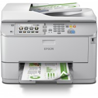 Impresora EPSON WorkForce multifuncional WF-5690
