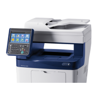 Impresora XEROX WorkCentre 3655