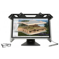 "Monitor HP Zvr 23,6"""