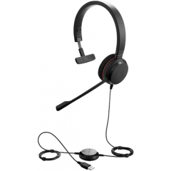 Auricular JABRA Evolve 20 Duo MS