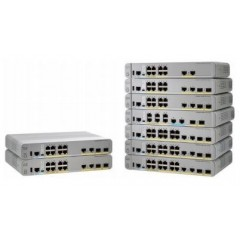 CISCO Catalyst 2960-CX / 3560-CX Switch Series