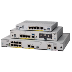 CISCO 1000 Integrated Services Routers
