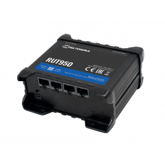 Router Industrial Celular TELTONIKA RUT950 LTE Cat4 Dual Sim