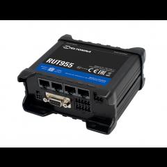 Router Industrial Celular TELTONIKA RUT955 LTE Cat4 Dual Sim
