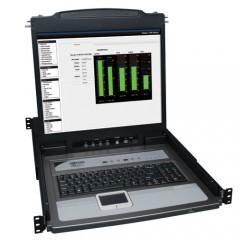 Consola KVM TRIPPLITE NetDirector 16P USB/PS2