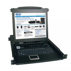 Consola KVM TRIPPLITE NetDirector 8P USB/PS2