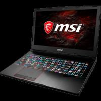 Notebook MSI GP72M / i7-7700HQ