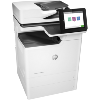 Impresora HP LaserJet Enterprise M681dh [Láser Color]