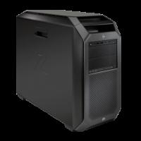 Workstation HP Z8 G4 (2 x Xeon S4214, P4000)