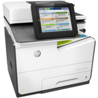 Impresora HP PageWide Enterprise Color MFP 586dn [Tinta]