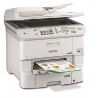 Impresora EPSON WorkForce multifuncional WF-6590