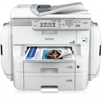 Impresora EPSON WorkForce multifuncional WF-R8590